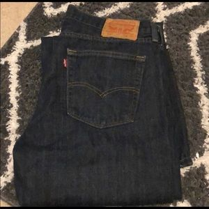 Men's relaxed Levi jeans